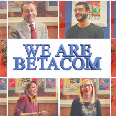 we are betacom