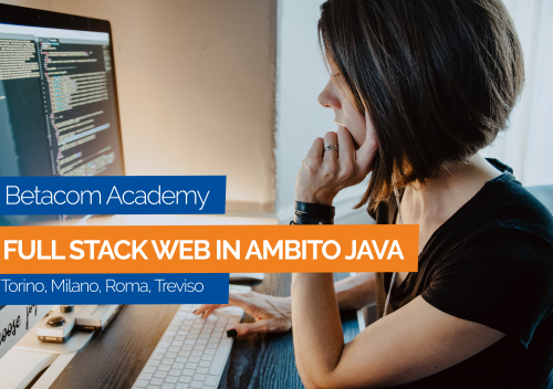 Full stack web Java